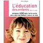 LIVRE: Education de 0 à 6 ans